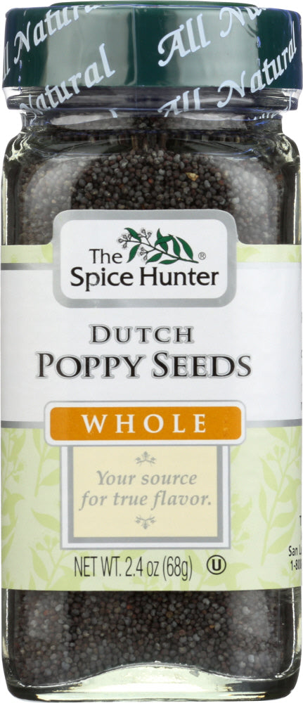 Spice Hunter: Poppy Seed, 2.4 Oz
