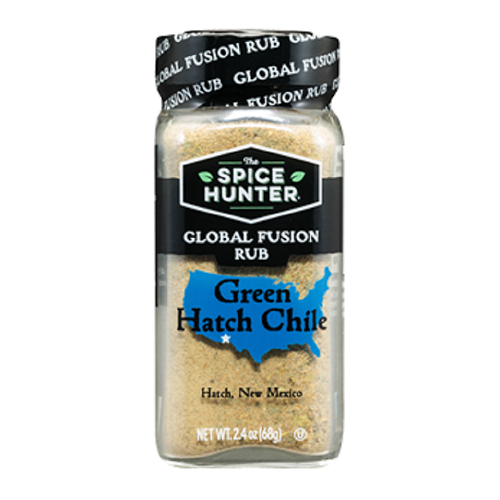 The Spice Hunter: Green Hatch Chiles, 2.40 Oz