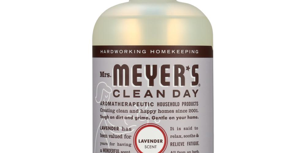 Mrs Meyers Clean Day: Liquid Hand Soap Lavender Scent, 12.5 Oz