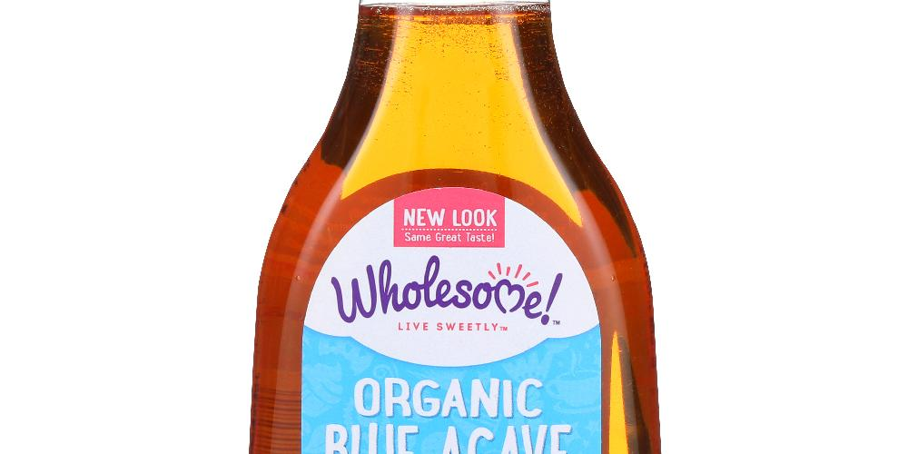 Wholesome Sweeteners: Organic Blue Agave, 11.75 Oz