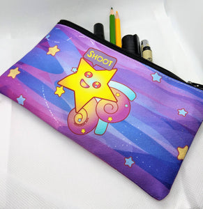 Shooting Star Pencil Pouch