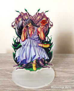 Kurama Double-Sided Standee