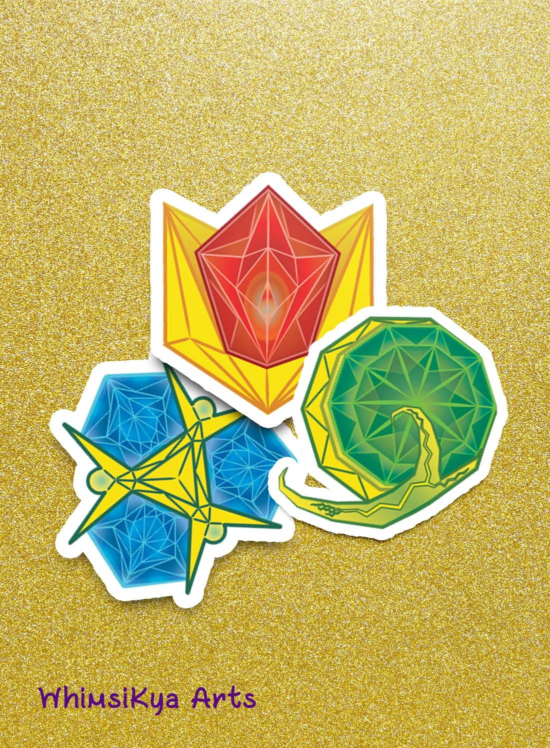 Become the Hero Sticker Packs