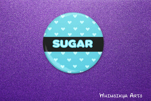 Sugar, Spice, Everything Nice Button Set