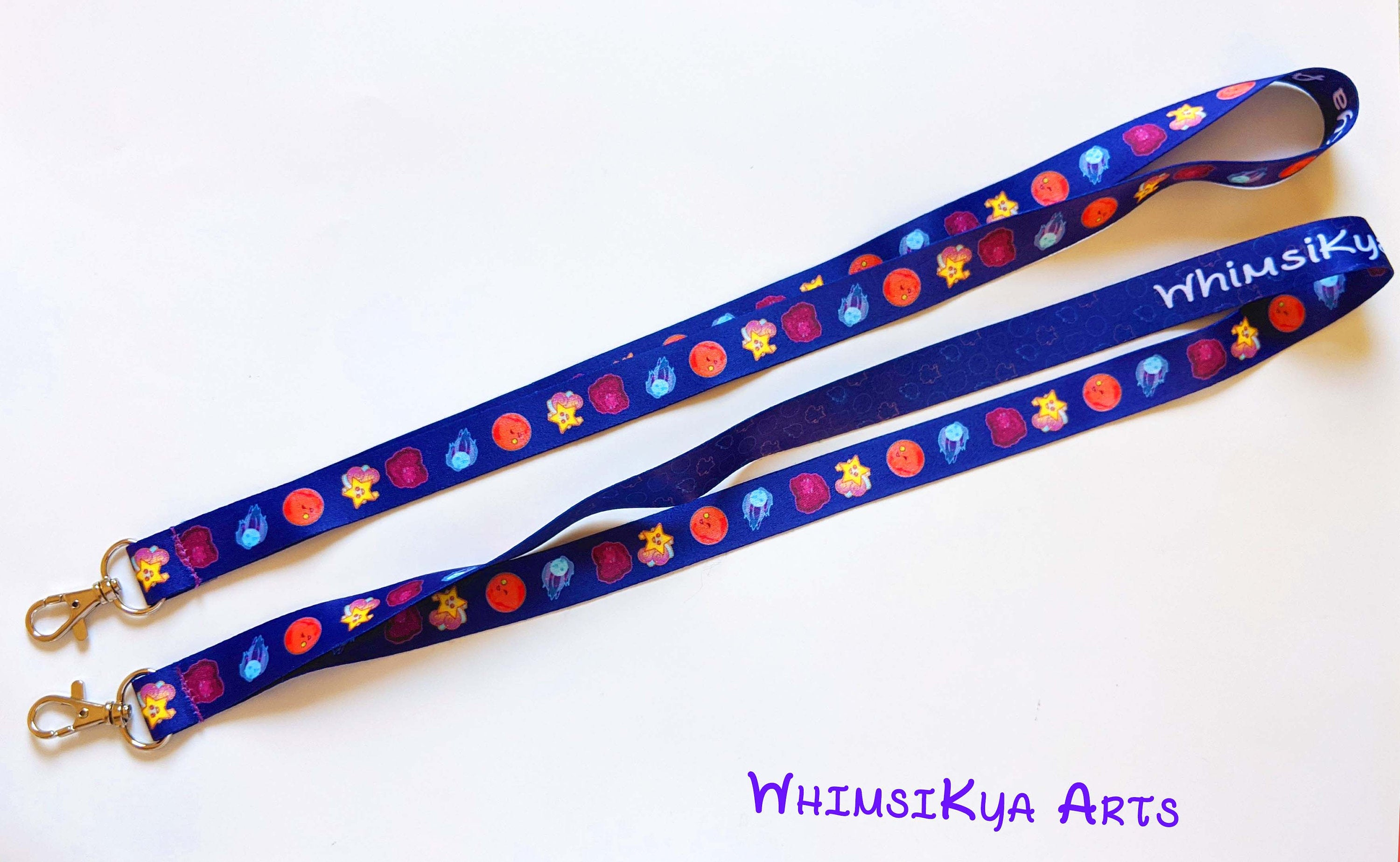 Celestial Cuties Patterned Lanyards