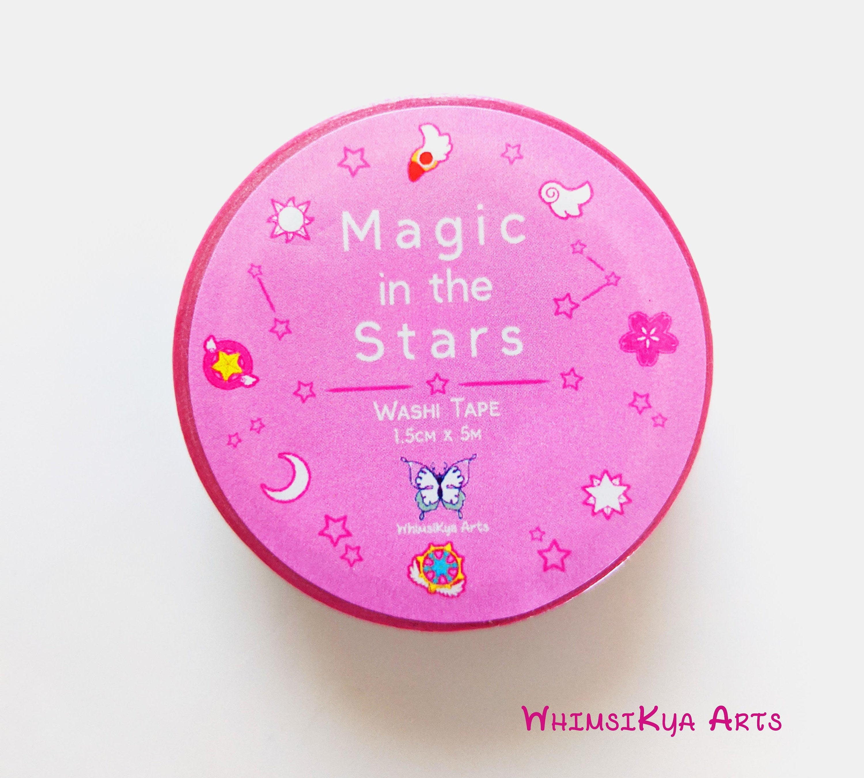 Magic in the Stars Washi