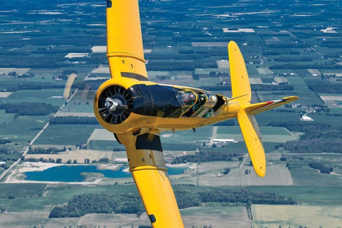 North American Harvard Mk.2 Flight
