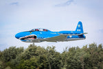 T-33 Mako Shark Jet Flight