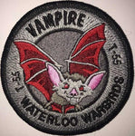 DH115 Vampire Patch