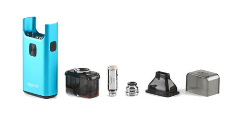 aspire breeze 2 device pods and coils