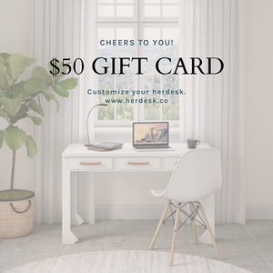 Open image in slideshow, herdesk Gift Card