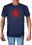 T-Shirt 14ender Star navy