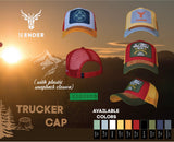 Trucker Cap Petrol Power 14Ender®