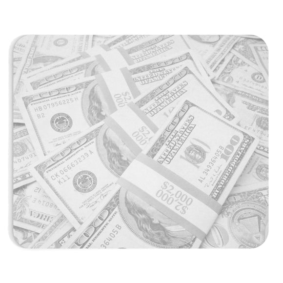 Money stack mousepads