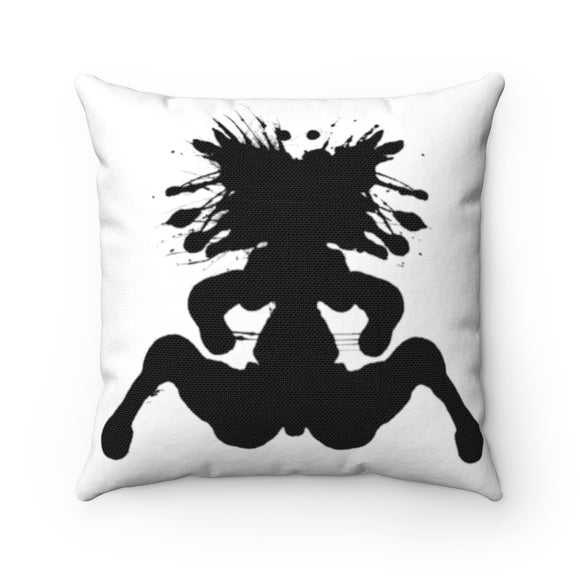 Inkblot um.. square pillows