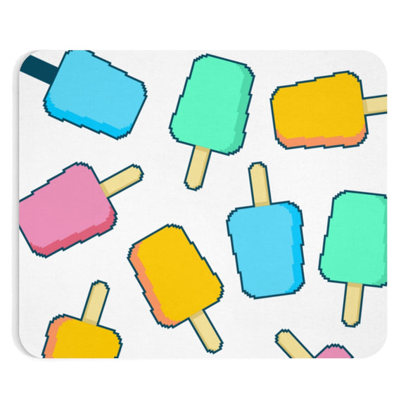 Popsicle mousepads