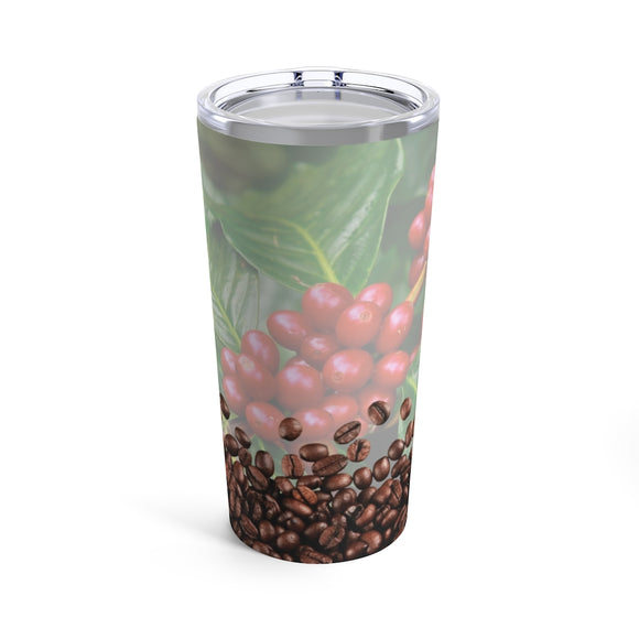 Coffee bean tumblers