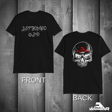 Load image into Gallery viewer, Datboymo 629 Ace-1 Warrior Skull T-Shirt
