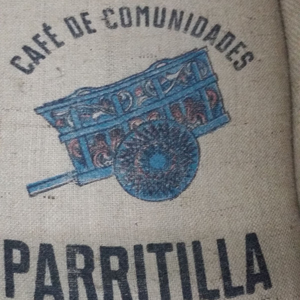 Unroasted - Costa Rica Paritilla, Leon Cortes, Washed, 1kg
