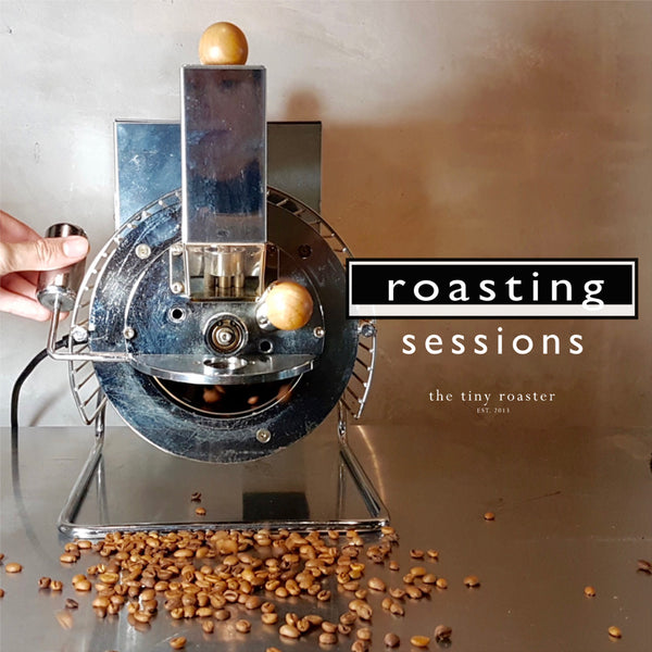 Introduction to Home Roasting - 2pax