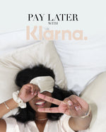 pay later with Klarna.