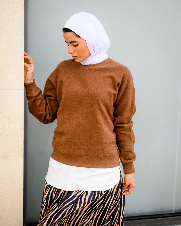 Wool Sweatshirt - Havan
