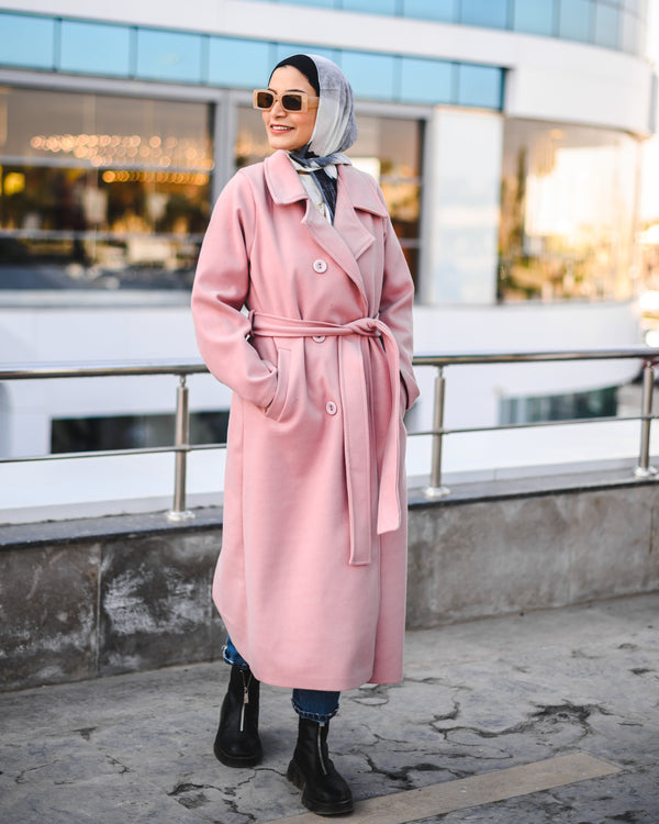 Wool Coat-Cashmere