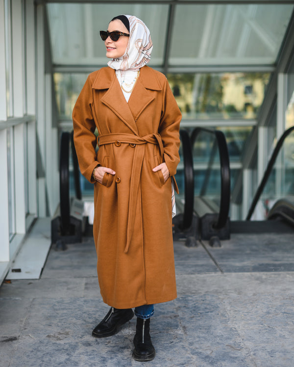 Wool Coat-Havan
