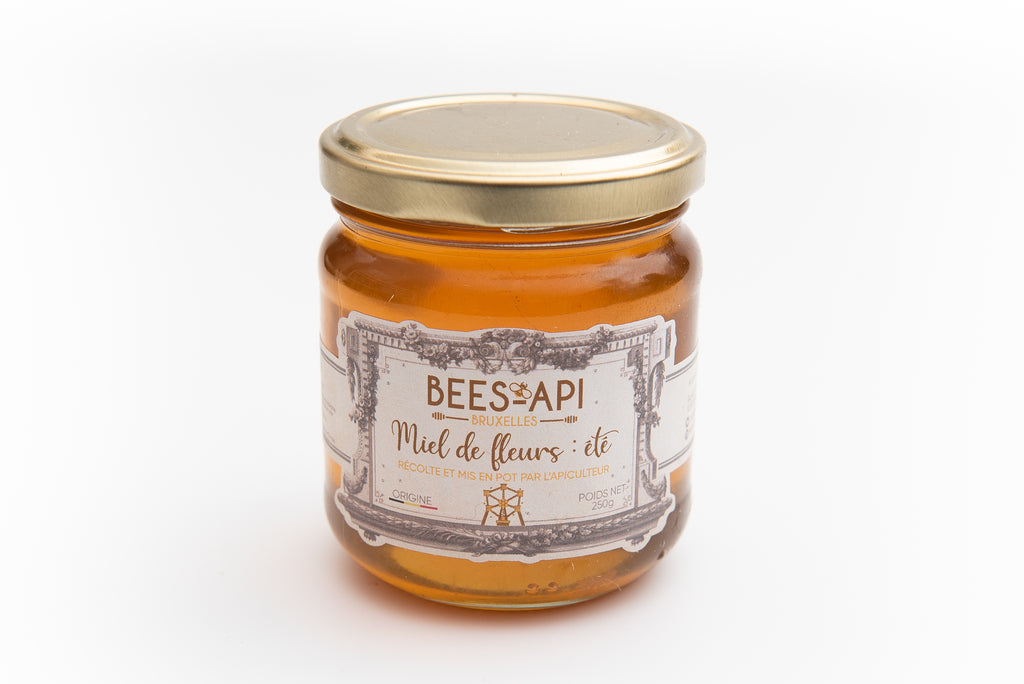 Summer honey all flowers 500g