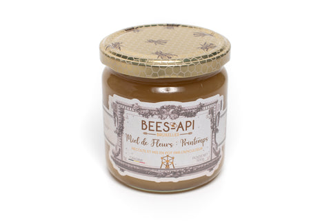 Spring honey all creamy flowers 500g