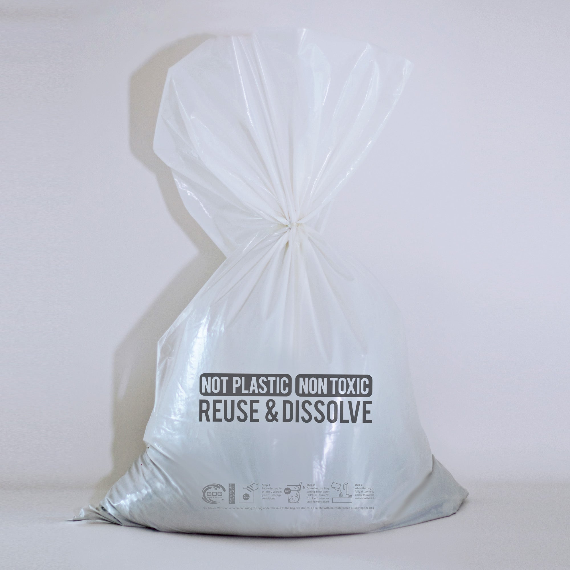 Cement Additive Bags | Water-Soluble & Compostable