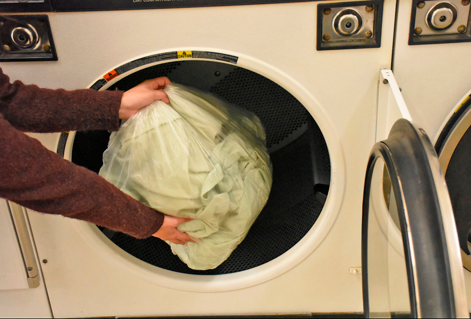 Laundry Bags | Water-Soluble & Compostable