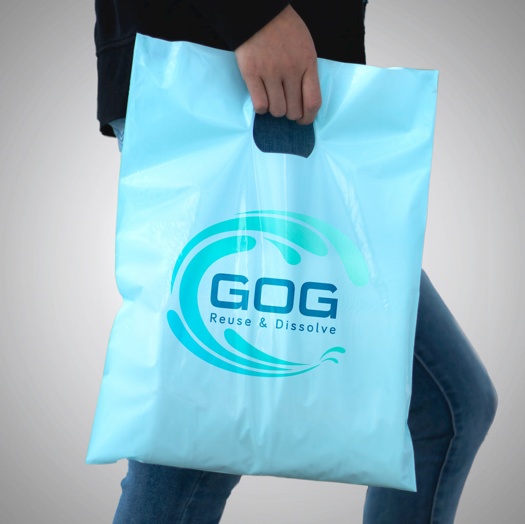 Water-soluble Shopping Bag