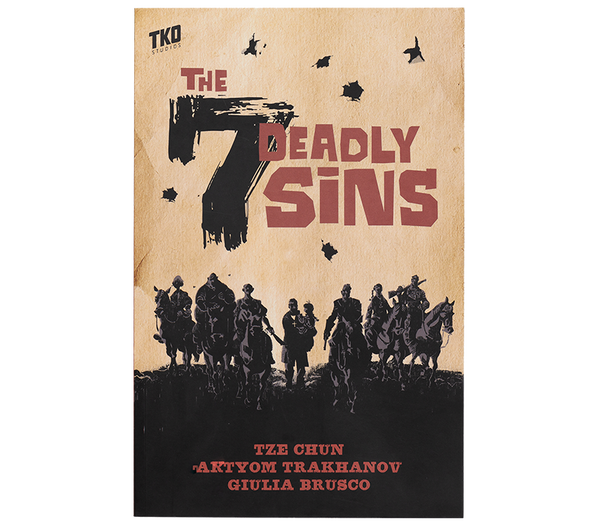 The 7 Deadly Sins by Chun & Trakhanov TPB / TKO Presents