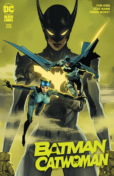 Batman/Catwoman #4 / DC Comics (31/03/21)