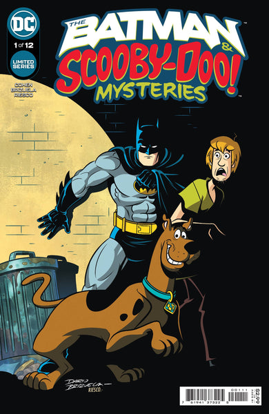 The Batman & Scooby Doo! Mysteries #1 / DC Comics (14/04/21)