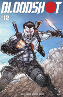 Bloodshot #12 Cover A / Valiant (10/03/21)