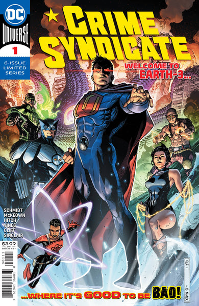 Crime Syndicate #1 / DC Comics (10/03/21)