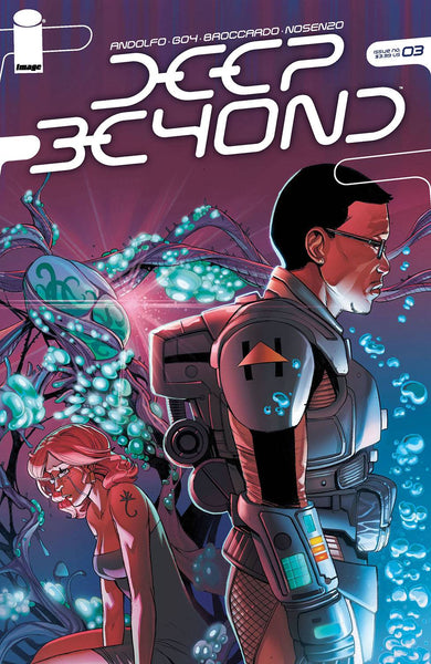 Deep Beyond #3 Cover A / Image Comics (07/04/21)