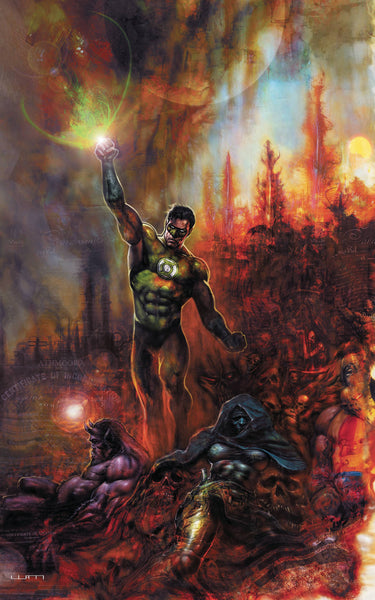 The Green Lantern: Season Two #12 / DC Comics (10/03/21)