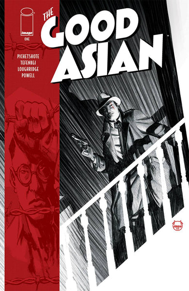 The Good Asian #1 Cover A / Image Comics (05/05/21)