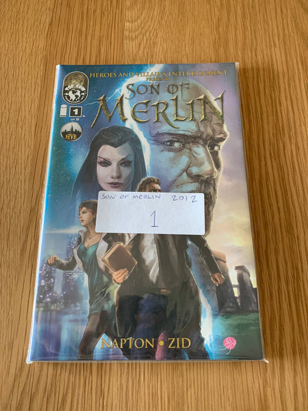 Son of Merlin 1-5, Complete Series (PREOWNED) / Image
