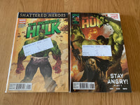 The Incredible Hulk 1-15 + 7.1, Complete Series (PREOWNED) / Marvel