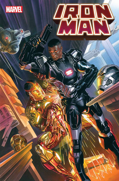 Iron Man #7 / Marvel (17/03/21)