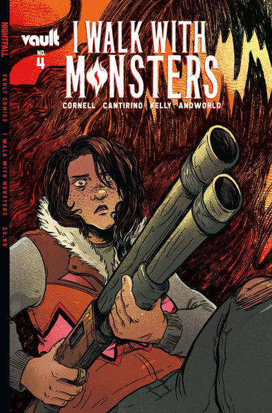 I Walk With Monsters #4 Cover A / Vault (17/03/21)
