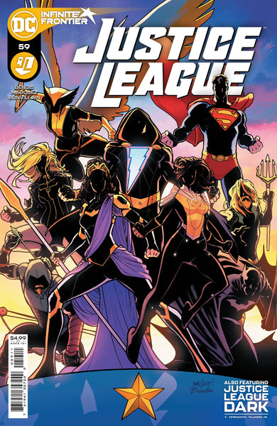 Justice League #59 / DC Comics (17/03/21)