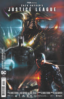 Justice League #59 Snyder Cut Liam Sharp Variant / DC Comics (17/03/21)