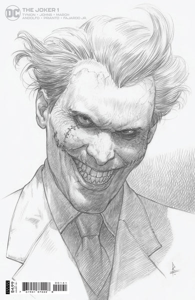 The Joker #1 1:25 Incentive Variant / DC Comics (10/03/21)