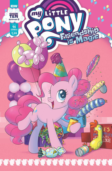 My Little Pony: Friendship is Magic #94 Cover A / IDW (27/01/21)