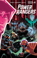 Power Rangers #4 / Boom Studios (17/02/21)